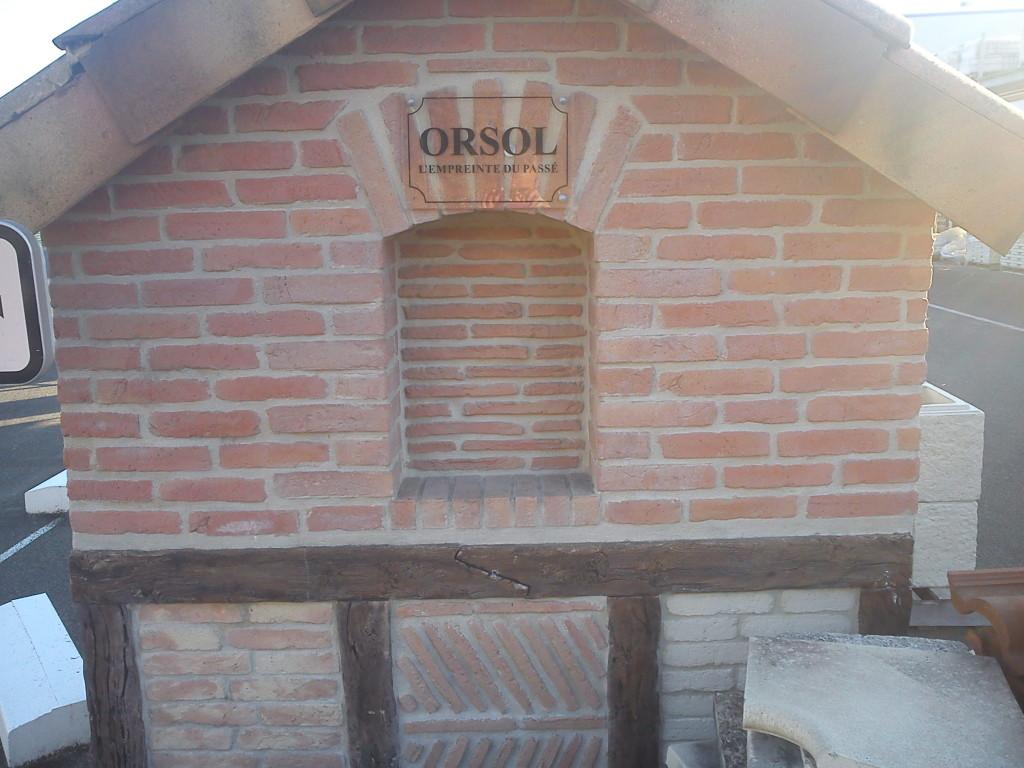 rustic red brick slips terracotta world