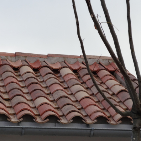 New Traditional Continental Roof Tiles