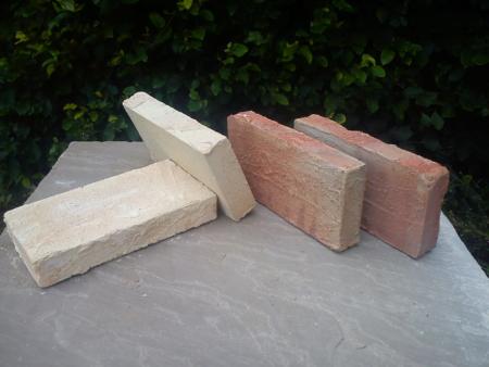 Thin Textured Bricks