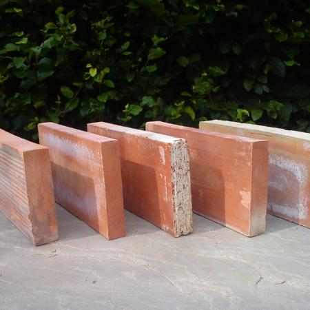 Smooth Thin Bricks