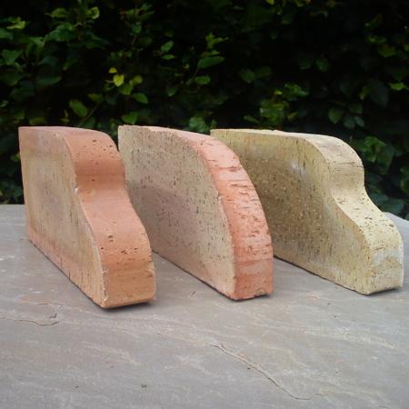 Curved Corner / Kerb Bricks