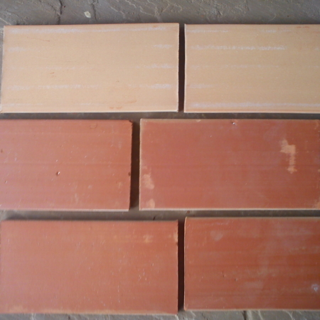 Large Brick Slips