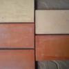 Small Oblong Floor Tiles
