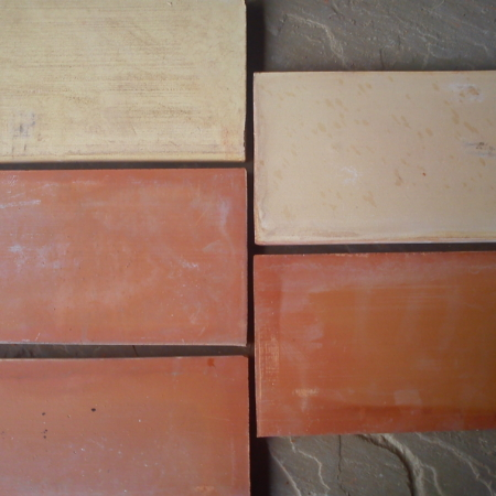 Small Oblong Floor Tiles