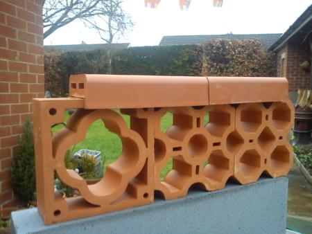Screen Block Handrails 2
