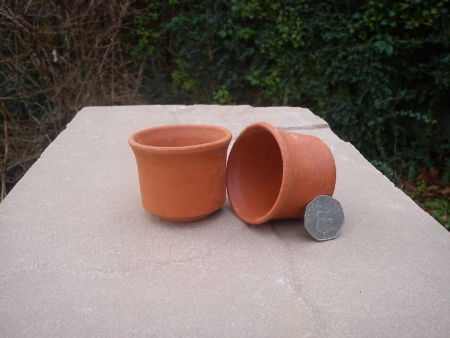Kulhar / Clay Cup No.4