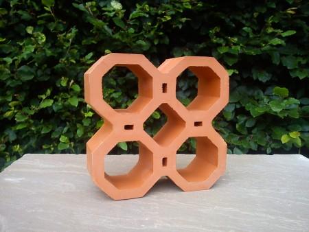 Octogans Screen Block
