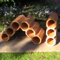 3 Hole Wine Rack