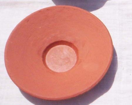 Diya Plate