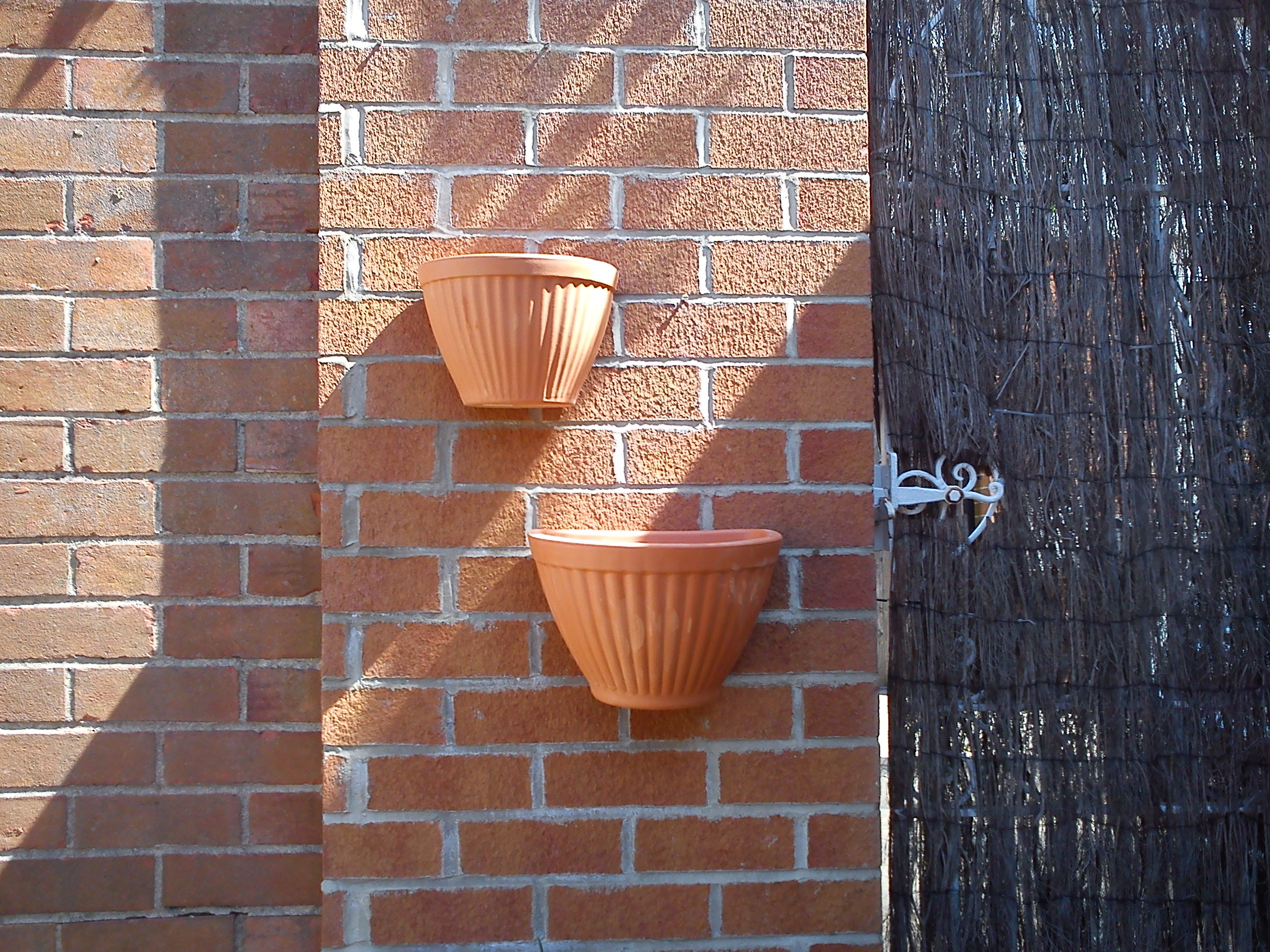 Wall Planters Terracotta World