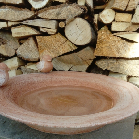 Bird Water Bowl / Bath