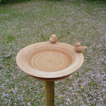 Bird Water Bowl / Bath