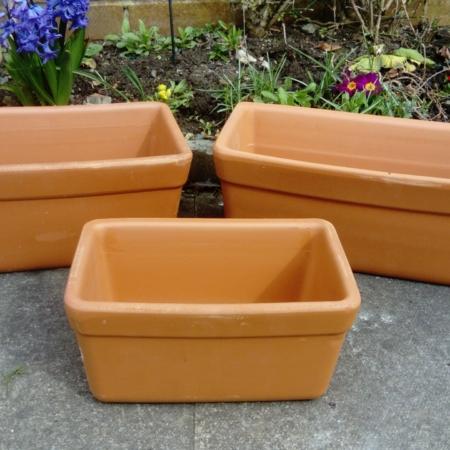 Trough Planters / Window Boxes