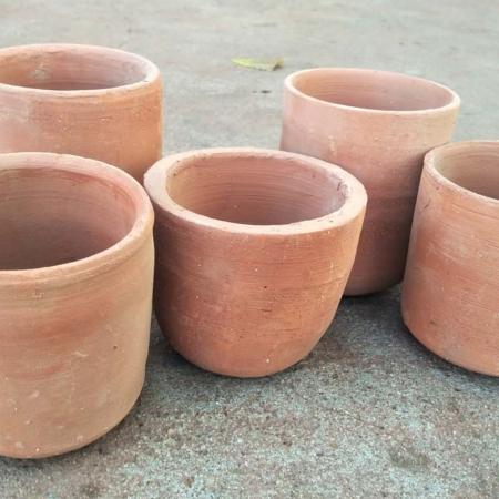 Candle Pots